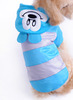 Cute Winter Dog clothes feather dress /pet clothes/cheap dog supplies F148