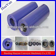 water proof & dust-proof belt conveyor idler roller for mining with conveyor belt cleaner scrapers