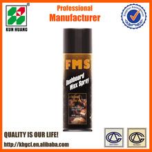 FMS car polish aerosol dashboard spray wax