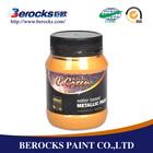non-toxic metallic gold powder coating paint
