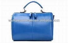 flower exporters round fashion star handbags shopping tote bag