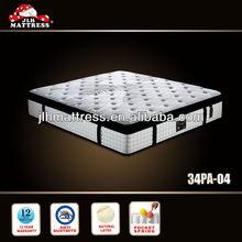Good bed massage cushion from mattress manufacturer 34PA-04