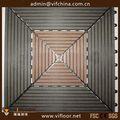 Giardino esterno piastrelle rivestimenti/wpc piano di calpestio esterno