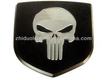 Custom chrome car emblems