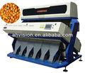 vendita calda ad alto rendimento 384 canali visione di mais ccd a colori della macchina selezionatrice