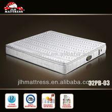 Melhor as medições para cama de massagem da china colchão fabricante 32PB-03