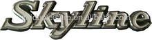 Kirksite transformer emblem car