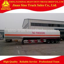 40000L- 60000L steel fuel tanker with best price on sale
