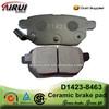 No noise Auto Brake Pad D1423-8463(OE NO.:04466-47020)