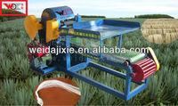 2t/hr Hemp automatic fiber extracting machine