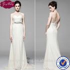 Goingwedding 2014 Real Evening Dress Sexy Back See-through High Quality Long Lace Evening Dress Backless Evening Dress GS32002