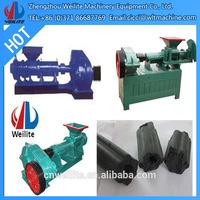 Coal Rods Briquette Screw Press Machine / Coal Briquette Screw Press Machine / Briquette Screw Press Machine