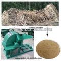 Düşük gürültü durble odun günlük kırıcı makine/ahşap karabiber değirmeni