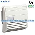 Bajo mantenimiento industrial ventilador eléctrico filtro FF018 con CE RoHS