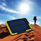 Universal Solar Battery Charger for Mobile Phone solar 5000mah battery charger