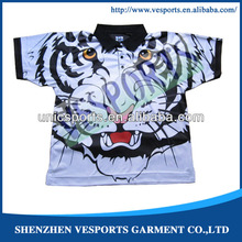 wholesale man fancy design custom t shirt
