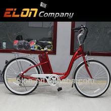24v 250W High speed brushless electric bike( E-TDF06)