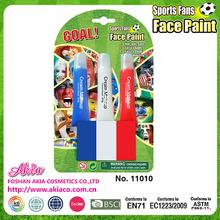 high quality body paint uv face paint football face paint