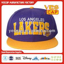 2014custom basketball snapback cap/snapback hats wholesale