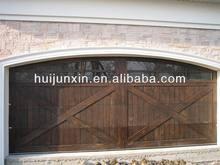16x7 garage door wood garage door