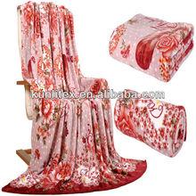 Plush super soft cheap wholesale fleece fabric for adult tv blankets