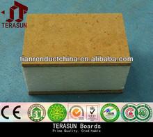 Lightweight waterproof fireproof SIP heat insulation panel
