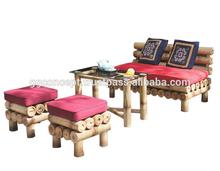 BSF923 - Bamboo Mini Sofa