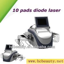 Portable laser repel cellulite machine