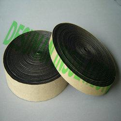Self-adhesive NBR/PVC Elastomeric Nitrile Rubber Insulation Closed Cell Foam Rubber Tape