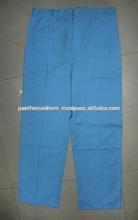 100% Cotton Dyed Men Drawstring Pant