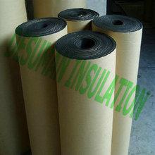 Plastic PVC/NBR Adhesive Armaflex Rubber Insulation Sheet
