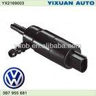 Volkswagen VW Headlight washer pump Headlight cleaning pump3B7 955 681