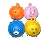2014 hot selling animal puffer ball promotional toys for kids
