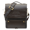 new design PU Leather Messenger Bag Men Fashion Business Briefcase leather men bags