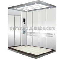 CE Approved Machine Room Bed Elevator 1600kg