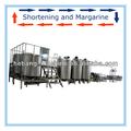 le raccourcissement de la ligne de production et de la margarine oem usine