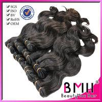 Last factory price fast ship durable full cuticle brazilian virgin hair product