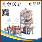 high speed pe film plastic manufacturing machine