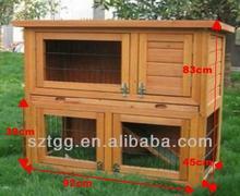 Wooden Rabbit House Rabbit Hutch SRH-004