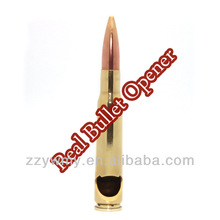Innovative Creative 50 Caliber Real Bullet Bottle Opener