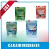 2014 excellent products best car air freshener with attractive designs
