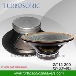 12'' Musical Loudspeaker for guitar GT12-200