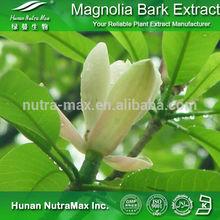 Hunan Nutramax Supply-Magnolia Bark Extract/Magnolia Bark Extract Powder/Magnolia Bark Extract Honokiol and Magnolol 2%~98%