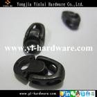 21.3mm fashion metal shoe lace hooks