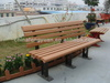 2014 Latest Style Home Decorative Outdoor Garden Bench Set