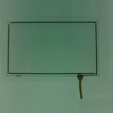 11'' 4wire lcd touchscreen monitor with built in computer