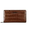 Leather Men's leather wallet zipper handbags wallet