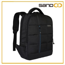 2014 men travel black backpack laptop bags, vintage laptop backbag