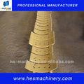 tratamiento térmico de acero de manganeso de repuesto tractor grader blades