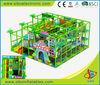 trampoline park children games in indoor play castle
